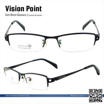Wholesale Men Titan Eyeglass Frame From Japan Titanium - Buy ...
