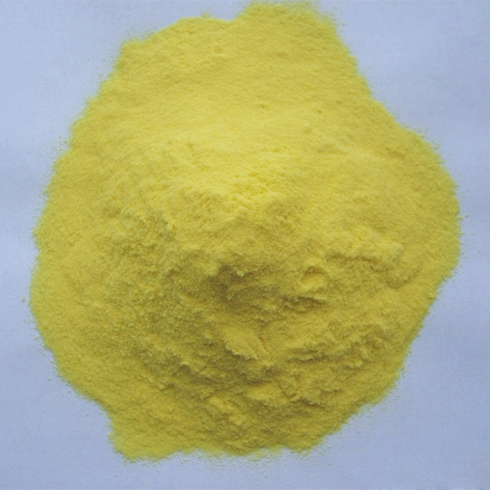 Light Yellow Color Poly Aluminium Chloride (PAC) Powder for Water Treatment