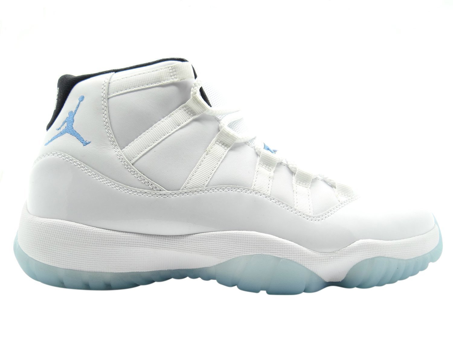 premium selection 072dc c4bc3 ... order get quotations nike air jordan retro 11 legend blue columbia  378037 117 13 1127b bd6c7