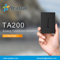 Yeastar Analog Telephone Adapter with 2 FXS ports
