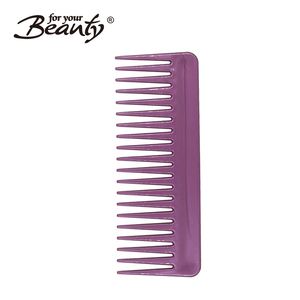 Jumbo extra large wide tooth double dip volumizing hair comb