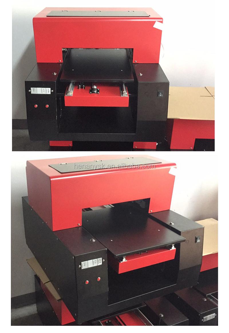 IS-RF-A3 2017 New Design Food Printer Foods Flatbed Printer Digital Printer for Corrugated for Sales