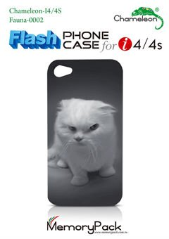 3d flash phone case for iphone 4 4S