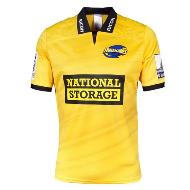 2020 High Quality Customized Super Rugby Jersey with Sublimation Printing