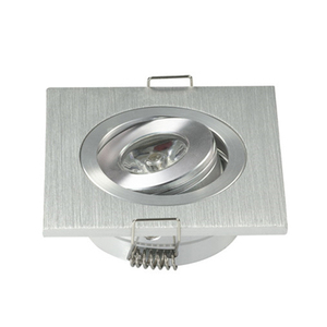 New Design DIY Module IP44 1W Dimmable Round COB SMD Recessed Spot Down LED Light Downlight
