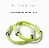 2016 New Popular Selling High Quality Cheap Price Pilates Ring Yoga Pilates Circle
