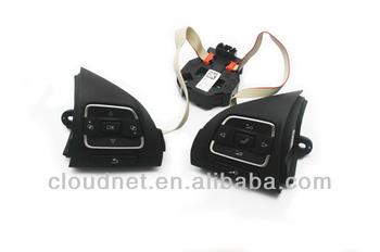Multi Function Steering Wheel Control Module For Vw Volkswagen Golf Mk6 -  Buy Steering Wheel Control Module,Body Control Module,For Vw Volkswagen  Golf