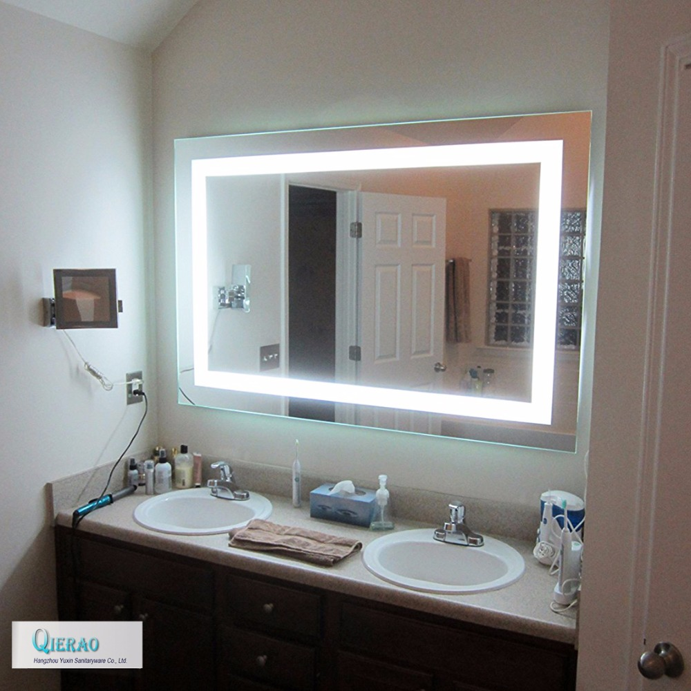 Hangzhou QIERAO LED Bathroom vanity Mirror With Lights