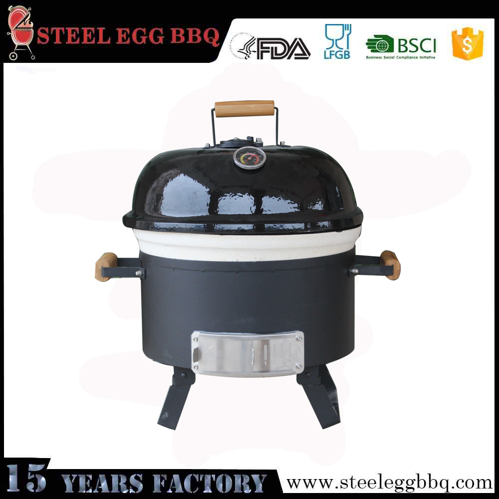 2018 New Design Gas BBQ Grill Camping BBQ Grill Kamado