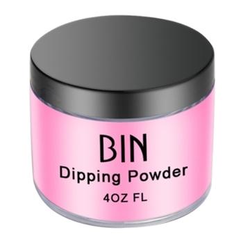 bin nail dipping powder eco friendly wholesale quick nail