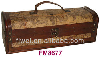 Wine box in world map design buy wooden wine boxsingle bottle wine box in world map design gumiabroncs Image collections