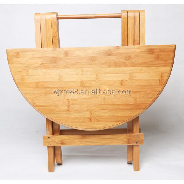 Pieghevole Di Bambù Tavolino,Mobili Di Bambù All\'ingrosso - Buy ...