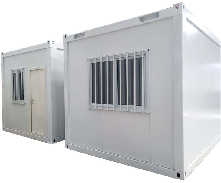 Portable Steel Prefab House Container