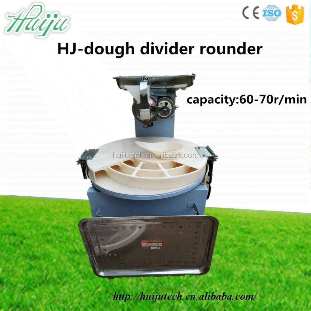 Best Quality Dough Ball Forming Machine/Bread Dough Divider Rounder HJ-CM015S