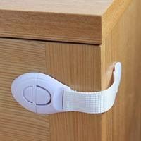 Child Infant Baby Safety Lock Latch Cupboard Cabinet Door Drawers Safety Lock Child Safety Locks