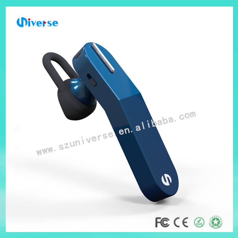 Hot selling mobile accessories handsfree ear hook mini wireless Bluetooth earphone for all kinds of smart phone