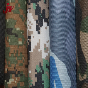 Factory Manufacture Custom Fabric Digital Printing Roll of Waterproof Camouflage Fabric