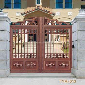 . Security Elegant House Main Front Gate Designs   Buy House Gate  Designs Main Gate Designs Front Gate Designs Product on Alibaba com