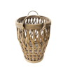 Eco-Friendly Fruit Vegetable Storage Bamboo Basket Weaving