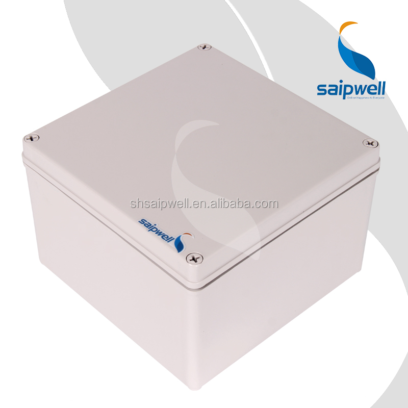 saip/saipwell high quality solar array junction box ABS Waterproof Junction Box IP66