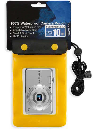 2014 Promotional Gift digital waterproof camera pouch