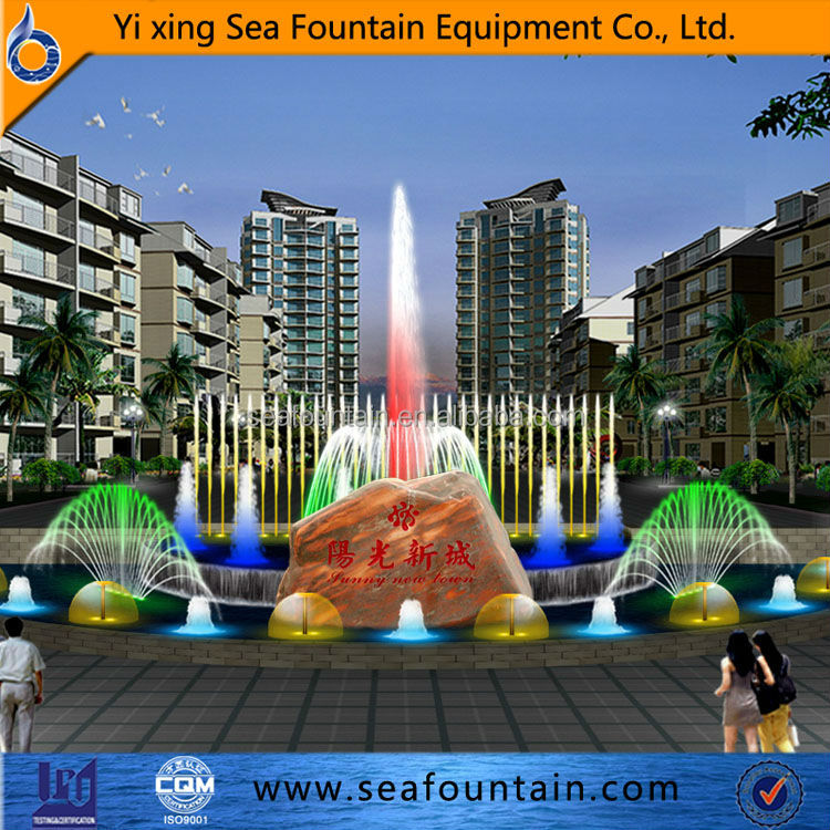 Sculpture Stone Garden Fountain Design Drawing Garden Fountain