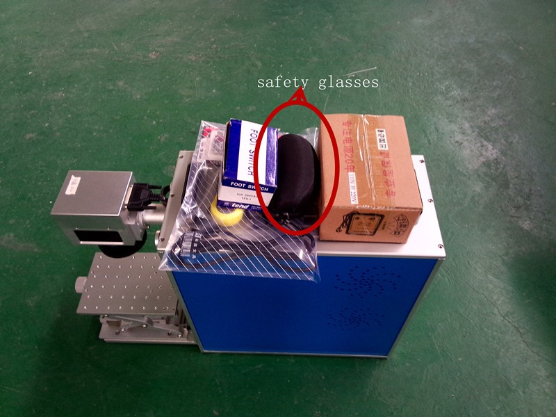 jewelry laser engraving machine/fiber laser writing machine