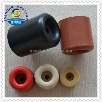 China Factory Rubber Cabinet Door Stopper Furniture Feet