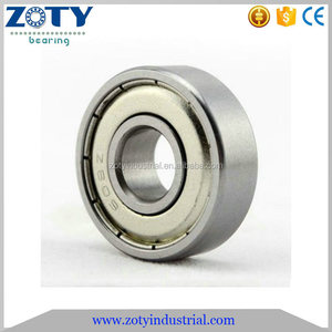 22x8x7mm mini ball bearing 608zb track roller bearing for baby car