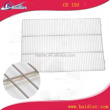 Customized stainless steel bakery wire mesh bread cooling rack tray