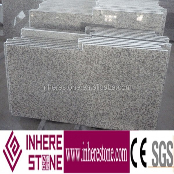Beautiful design artificial granite silver grey granite, pearl grey granite