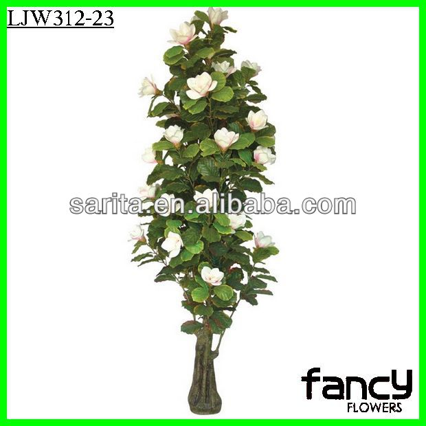 Artificial Magnolia Trees, Artificial Magnolia Trees Suppliers And  Manufacturers At Alibaba.com