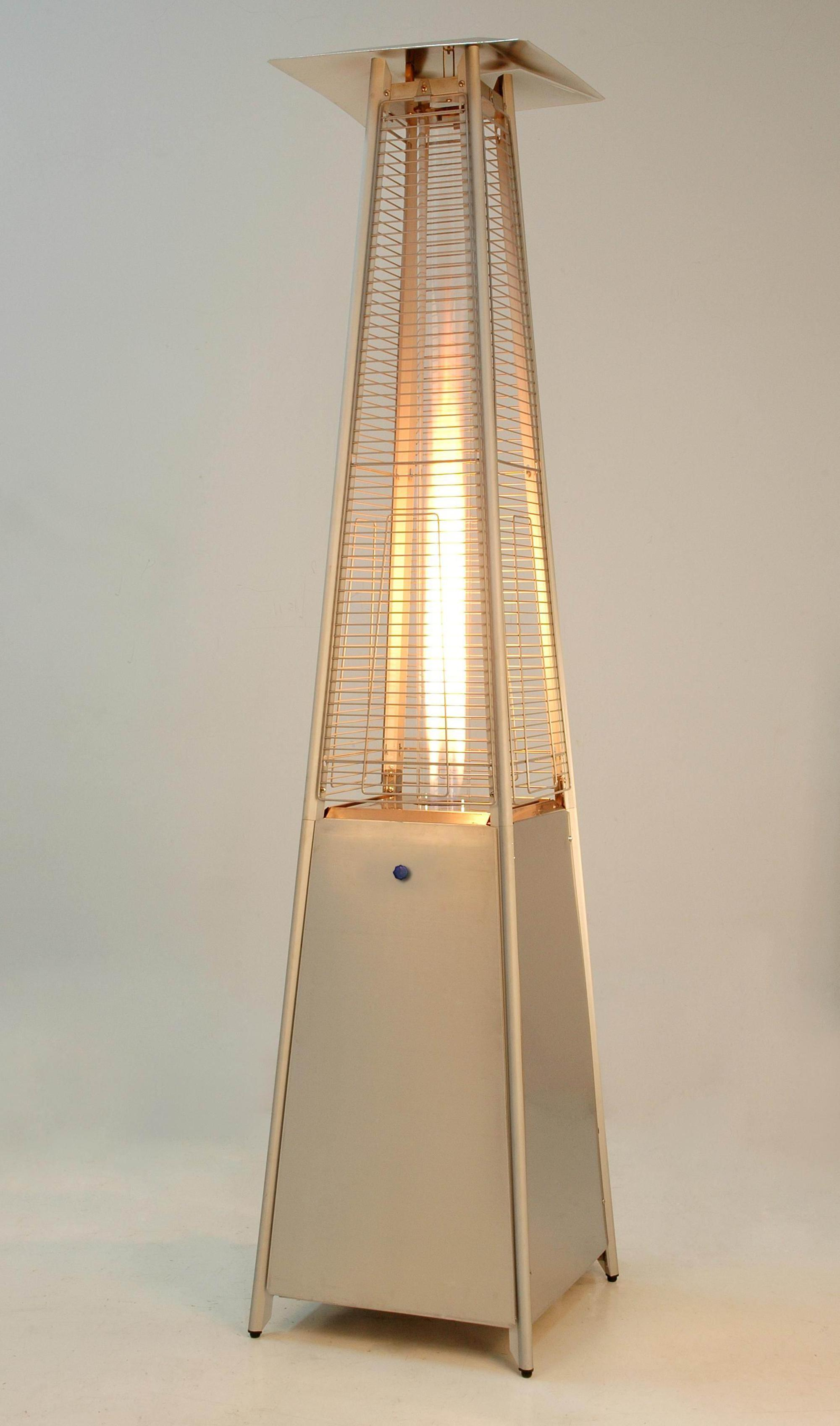 Outdoor Garden Patio Heater Flame