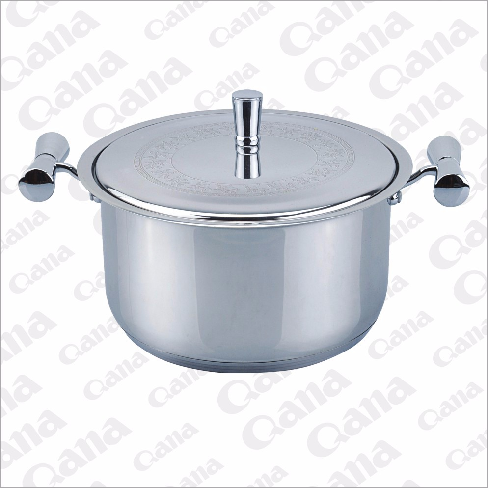 Stainless Steel Kitchen Queen Cookware Set/ Nonstick Zebra ...