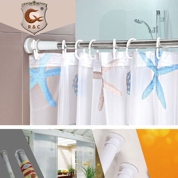 China Arc Shower Curtain Rod Wholesale 🇨🇳 - Alibaba