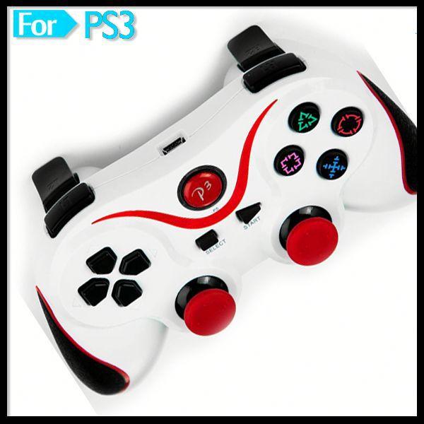Wholesale Bluetooth Six Axis Joystick Controler For Ps3