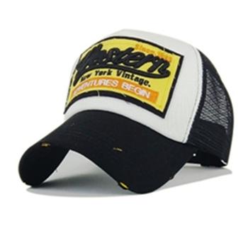 2018 Summer Baseball Cap Embroidery Mesh Cap Hats For Men Women Gorras  Hombre hats Casual Hip d480a2639144
