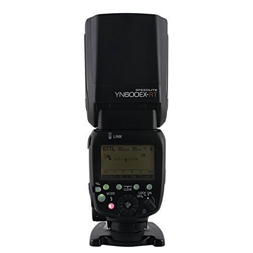 Yongnuo YN 600EX-RT Flash Speedlite Master Flash TTL WIRELESS FLASHING for Canon Camera with WINGONEER Diffusor
