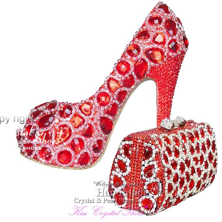 designer red wedding shoes - photo #43