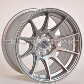 silver machine face xxr wheel rims
