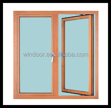 China Supplier double glazing pvc anti-theft window