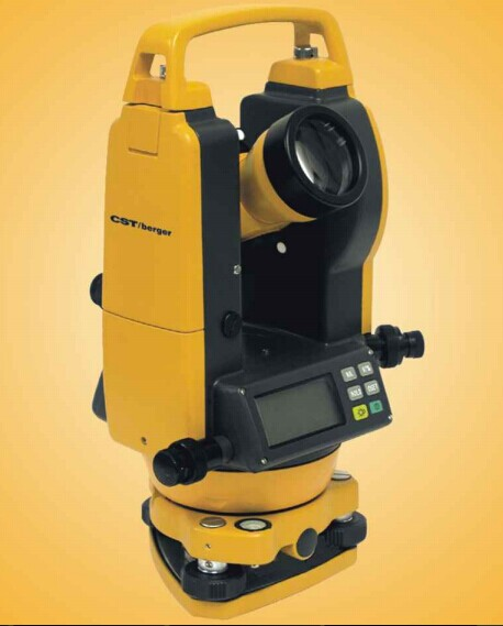 CST berger DGT2 Electronic Digital Theodolite with 16h Continuous Use