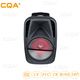 CQA high quality cheap bluetooth wireless trolley speaker home woofer music system