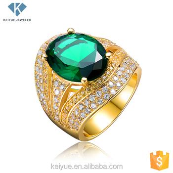Arabic Gold Big Stone Wedding Jewelry Rings Designs For Men Buy