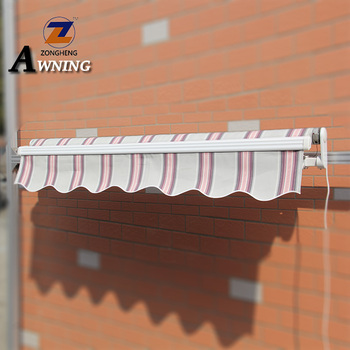 Eco-Friendly outdoor garden hammock awning full cassette
