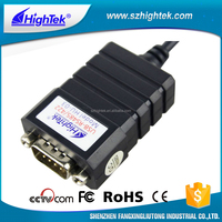 HighTek HU-03 USB to RS485 point-to-multipoint supported a maximum of 32 RS-422 or RS-485 interface equipment is supported