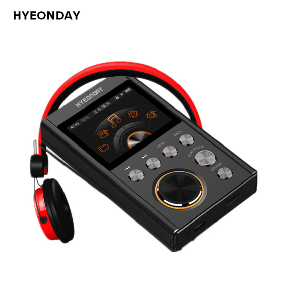 2017 Sport <strong>MP3</strong> Players USB Clip Mini Screen Support 32GB TF Card lossless <strong>mp3</strong> hifi player music