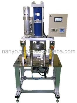 Metal Powder Press Machine By 10 Ton Power Cylinder - Buy Metal Powder  Press Product on Alibaba com