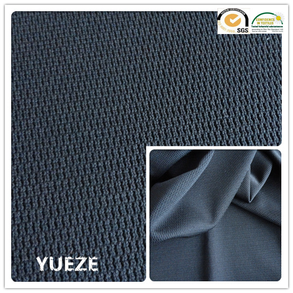 100% polyester bird eye fabric for garment/lining/bags