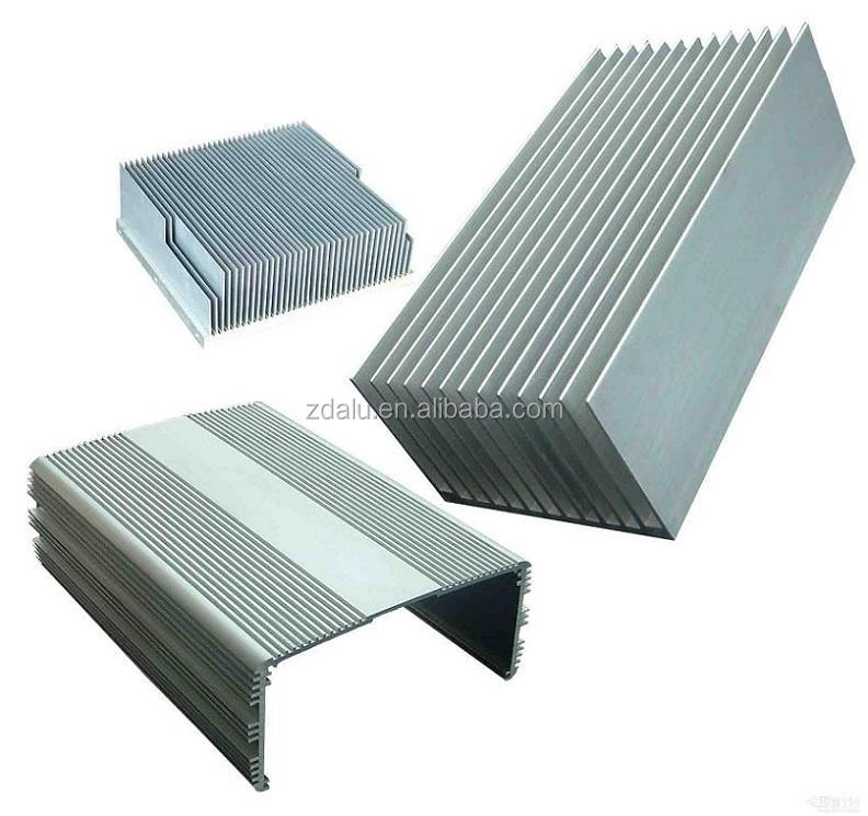 since 1992 many year's experience of OEM & ODM service of manufacturer of heat sink or radiator